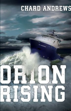 Orion Rising by chardandrews