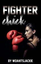 Fighter Chick by woahitsjackie