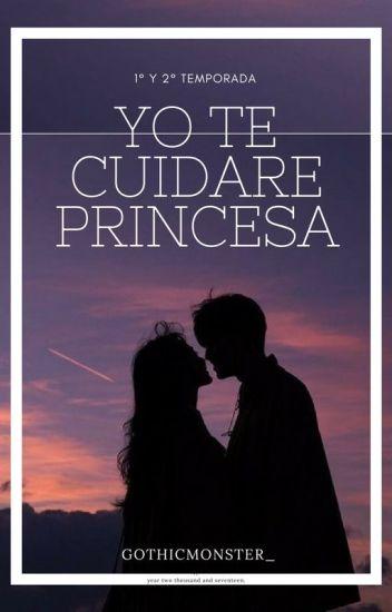 Yo te cuidaré princesa.  MB  