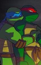 Leo X Raph and Mikey X Donnie by Saphira8199