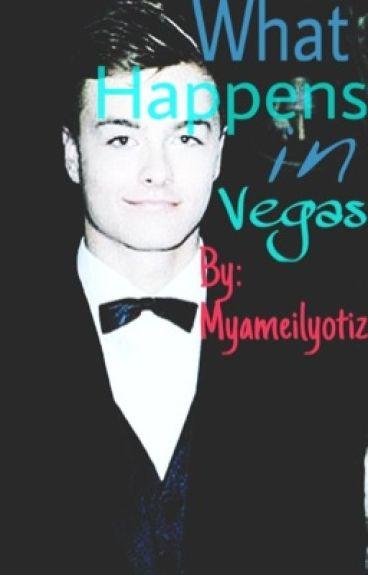 What Happens In Vegas//Lucaya