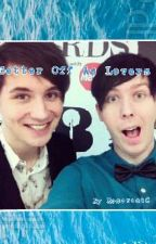 Better Off As Lovers- Phan by Rosevest0