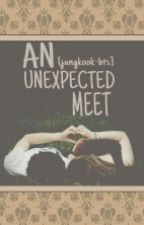 An Unexpected Meet | BTS JUNGKOOK by xielola