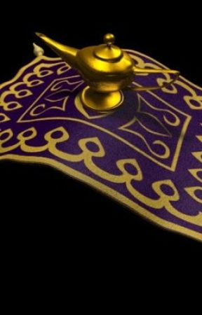 Niki's Magic Carpet by Rosebud8