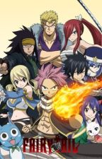 Fairy Tail Fanfic by MusicDragonSlayer21