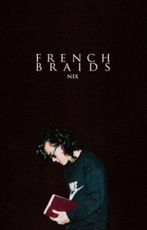 french braids by panicsty