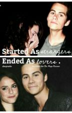 Started As Strangers, Ended As Lovers by dre4mehr