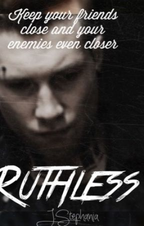 Ruthless (Eric x OC) Divergent Fanfiction (COMPLETE) by Stephaniao_o