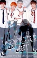 Unexpected Meet (BTS) by RahafSameh