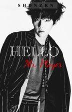 Hello Mr. Player ✔️ | By shdnzrn  by shdnzrn