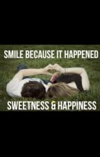 Smile because It Happend by lovepink18_