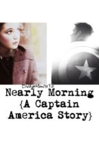 Nearly Morning {A Captain America Story} by bridgetlouise13