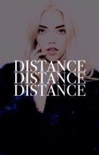 distance (antoine griezmann) by LOSBLANC0S