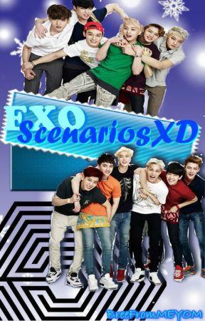 Exo ScenariosXD by RedVelvetHapPENIS