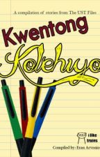 Kwentong Kolehiyo by EranArvonio