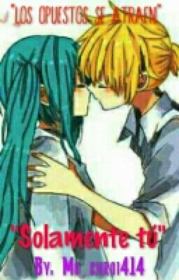 """""""Solamente tú"""" [LenKu] (#VocaloidAwards)"""