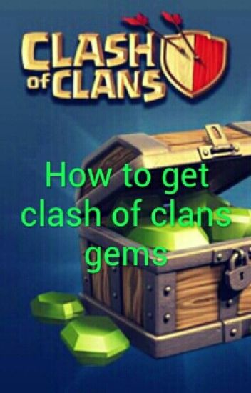 get gems for clash of clans