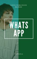 Whatsapp • Louis Tomlinson by ehipaola