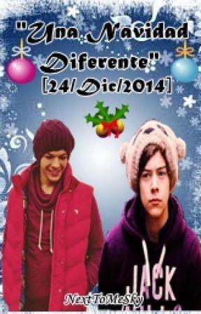 Una Navidad Diferente [24/Dic/2014] - One Shot + Larry Stylinson ★ by NextToMeSky