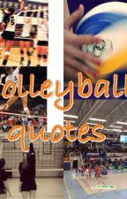 Volleyball Quotes by mississippia