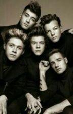 Amigos con Derecho 《One Direction》 by Srita_Tomlinson