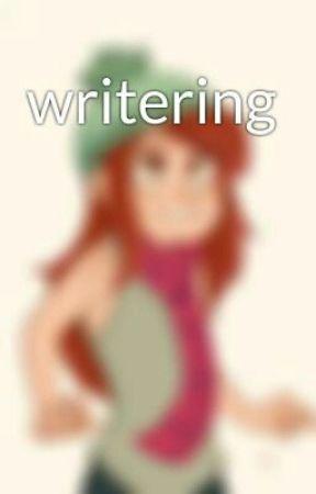 writering by gravitydemons