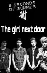 The girl next door | Ft Callum Hood by ninjaturtlesbro