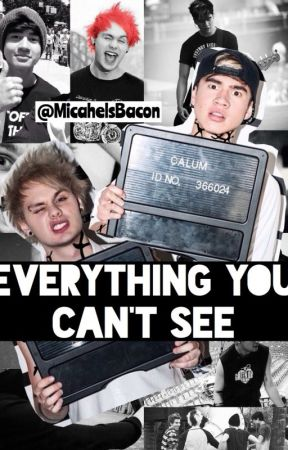 Everything you can't see || Malum by MichaelsBacon