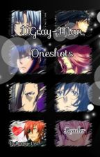 D.Gray-man Oneshots by LaviLover152