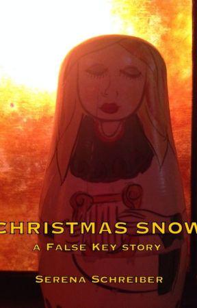 Christmas Snow by serenaschreiber