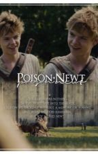 Poison||Newt, The Maze Runner by fandomsoundsinnocent