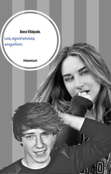Alonso Villalpando y Tu: las apariencias engañan. Primera y segunda semporada.