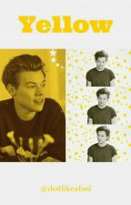 Yellow | Larry Stylinson One Shot by doitlikeafool