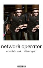 network operator // harry by fckwithharry