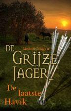 De Grijze Jager: De laatste havik by LiselotteS