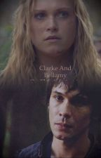 Clarke and Bellamy on the ark again by shandi0910