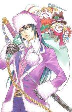 Mistletoe - Kanda Yu x Reader by Yuuki241