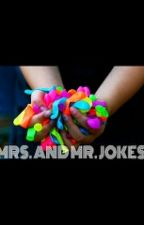 Mrs. and Mr. Jokes by merbbe