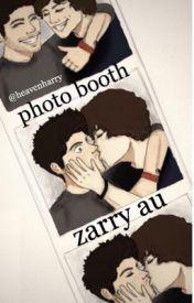 photo booth ➳ zarry by sweatshirtzarry