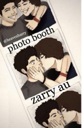 photo booth ➳ zarry by fluorescentzarry