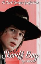 Sheriff Boy {carl grimes} by samrp_
