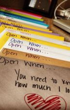 To Open When...... by izcarroll