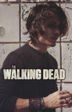 The Walking Dead《Depp》 by -Sykesxx