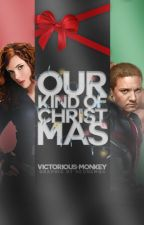 Our kind of Christmas [Clint/Natasha] by victorious-monkey