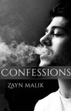 Confessions (Secrets Sequel) by britishirishtea