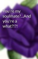 You're my soulmate?...And you're a what?!?! by Lexurple