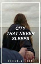 City that never sleeps (H.S) by chocolatemix_