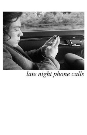 late night phone calls [russian translation]