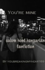 You're mine... >c.h<[BEFEJEZETT] by ChristineKColdman