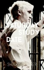Draco Malfoy Imagine: Saturday Study Date by shuckinghowler
